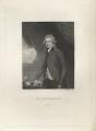 Richard Brinsley Sheridan, by Samuel William Reynolds, after  Sir Joshua Reynolds - NPG D4217