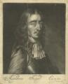 Algernon Sidney, probably by Edward Lutterell (Luttrell), after  Justus van Egmont - NPG D4233