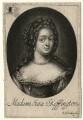 Jane (née Skeffington), Lady Hamilton, by Johann Georg Seiller - NPG D4249