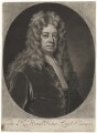 John Somers, Baron Somers, by John Simon, sold by  Edward Cooper, after  Sir Godfrey Kneller, Bt - NPG D4259
