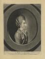 Charlotte Holden (née Spencer), published by Robert Sayer, published by  John Bennett, after  Hugh Douglas Hamilton - NPG D4284