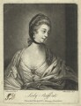 Anne Wentworth (née Campbell), Countess of Strafford, by Richard Brookshaw, printed for  Richard Marshall, after  Sir Joshua Reynolds - NPG D4289