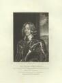 Sir Philip Stapleton, by Robert Dunkarton, published by  Samuel Woodburn, after  John Bulfinch - NPG D4295