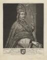 Walter de Stapledon, by John Faber Sr, printed for  Henry Parker - NPG D4305
