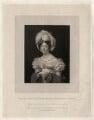 Elizabeth Margaret Stuart (née Yorke), Lady Stuart de Rothesay, by William Giller, after  Millet - NPG D4329