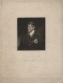 George Granville Leveson-Gower, 1st Duke of Sutherland, by John Young, after  Thomas Phillips - NPG D4331