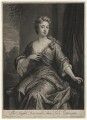 Anne Newport (née Pierrepont or Pierpont), Lady Torrington, by John Smith, after  Sir Godfrey Kneller, Bt - NPG D4376