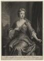 Anne Newport (née Pierrepont or Pierpont), Lady Torrington, by John Smith, after  Sir Godfrey Kneller, Bt - NPG D4376