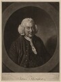 James Thornton, by Richard Houston, after  Johan Joseph Zoffany - NPG D4380