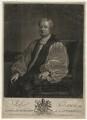 John Tillotson, by John Faber Jr, published by  Robert Wilkinson, after  Sir Godfrey Kneller, Bt - NPG D4385