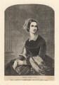 Mary Howitt (née Botham), by Alfred Harral, after  Margaret Gillies - NPG D4398
