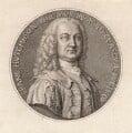 Francis Hutcheson, by Francesco Bartolozzi, after  A. Selvi - NPG D4399