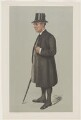 Randall Thomas Davidson, Baron Davidson of Lambeth ('Prelate of the Garter'), by Sir Leslie Ward - NPG D4406