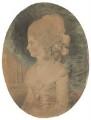 Jeanne Baptiste (née Maillard), Lady Caldwell, by John Downman - NPG D4407