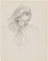 Ithell Colquhoun, by Elektra Mangoletsi - NPG D4409