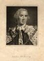 John Stuart, 3rd Earl of Bute, by Kirkwood, after  Allan Ramsay - NPG D4420