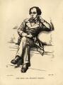Benjamin Disraeli, Earl of Beaconsfield, by 'A.T.' - NPG D4426