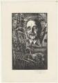 H.G. Wells, by Stefan Mrozewski - NPG D4434