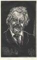 G.K. Chesterton, by Stefan Mrozewski - NPG D4437