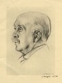 Sir Max Beerbohm, after Sir William Rothenstein - NPG D4448