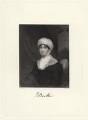 Joanna Baillie, by John Henry Robinson, after  Sir William John Newton - NPG D4453