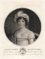 Anne Louise Germaine (née Necker), Madame de Staël-Hollstein, by Pierre-Louis Bouvier - NPG D4454