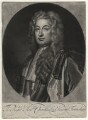 Charles Townshend, 2nd Viscount Townshend, by John Simon, published by  Edward Cooper, after  Sir Godfrey Kneller, Bt - NPG D4492