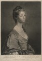 Catherine Trapaud (née Plaistow), by Edward Fisher, after  Sir Joshua Reynolds - NPG D4495