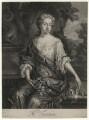 Diana Turnor (née Cecil), by Isaac Beckett, after  Sir Godfrey Kneller, Bt - NPG D4505