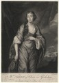 Elizabeth Turner (née Wombwell), by James Macardell, after  Sir Joshua Reynolds - NPG D4512