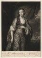 Elizabeth Turner (née Wombwell), by James Macardell, after  Sir Joshua Reynolds - NPG D4513