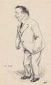 H.G. Wells, after Sir David Low - NPG D4529