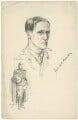 Sir Francis Robert ('Frank') Benson, after Howard van Dusen, and after  John Hassall - NPG D4530