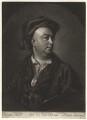Alexander van Haecken, by John Faber Sr, after  Thomas Hudson - NPG D4536