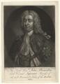 John Brownlow, 1st Viscount Tyrconnel, by John Faber Jr - NPG D4537