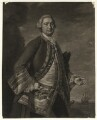 Richard Tyrrell, by James Macardell, after  Thomas Hudson - NPG D4539