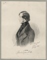 Charles Tyrwhitt, by Richard James Lane, after  Alfred, Count D'Orsay - NPG D4546