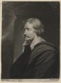 Sir Anthony van Dyck, by William Dickinson, after  Sir Peter Paul Rubens - NPG D4553