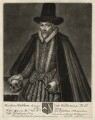 Nicholas Wadham, by John Faber Sr, published by  Henry Parker - NPG D4578