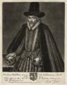 Nicholas Wadham, by John Faber Sr, published by  Henry Parker - NPG D4578