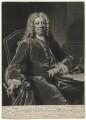 Horatio Walpole, 1st Baron Walpole of Wolterton, by John Simon, after  Jean Baptiste van Loo - NPG D4617