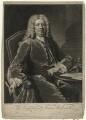 Horatio Walpole, 1st Baron Walpole of Wolterton, by John Simon, after  Jean Baptiste van Loo - NPG D4618