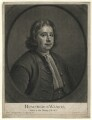 Humphrey Wanley, by and published by John Smith, after  Thomas Hill - NPG D4622