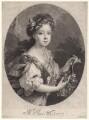Ann Warner, by and published by John Smith, after  Nicolas de Largillière - NPG D4629