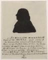 Sir William Wynne, by Mrs Creswell, after a sketch by  Richard Bockton - NPG D463