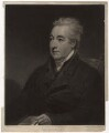Joseph Shepherd Munden, by Thomas Goff Lupton, after  George Clint - NPG D4650