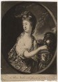 Miss Nailer (Naylor) as Hebe, by James Wilson, after  Robert Edge Pine - NPG D4658