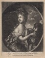 Miss Nailer (Naylor) as Hebe, published by Robert Sayer, after  Robert Edge Pine - NPG D4659
