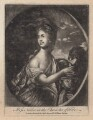 Miss Nailer (Naylor) as Hebe, published by Robert Sayer, after  Robert Edge Pine - NPG D4660
