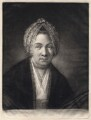 Mary Ashley (née Wickstead), formerly Mrs Worlidge, by George Powle, after  Thomas Worlidge - NPG D4666